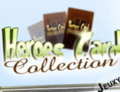 Heroes Card Collection